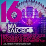16 - Octubre 2013 ULTRAMIAMI VS TOMORROWLAND 129bpm by ma_Salcedo