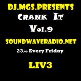 "DJ.MGS.Presents.""Crank.It"" Drum n More Bass.Vol. 9"