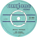 MUSICAL HAPPINESS - FIFTEEN YEARS OF SKA, ROCKSTEADY & REGGAE