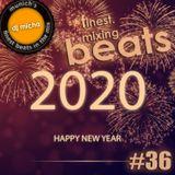 finest.mixing BEATS #36 - 2020 Countdown-Mix