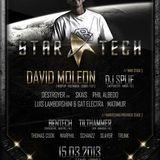 David Moleon@Startech (Faval Club Brno)