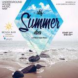UBF Summer Vibes live b2b K.Andy vs 2loop 21.07.18