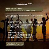 Real Ibiza - Igor Marijuan B2B Cris44 at Acids Sundays pres Pareidolia at Las Dalias