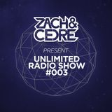Unlimited Radio Show #003