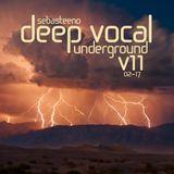 DEEP VOCAL Underground Volume ELEVEN - February 2017
