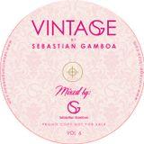 Vintage Ibiza by Sebastian Gamboa Vol. 6