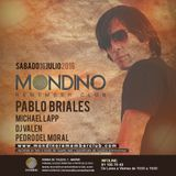 Pablo Briales @ Mondino Remember Club (Sala Maxime, 16-07-16)