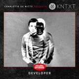Developer Live @ Charlotte de Witte presents KNTXT. 26.01.2019