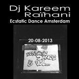 Dj Kareem Raïhani - Ecstatic Dance Amsterdam 24-09-2013