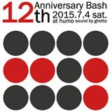 Humo 12th anniversary bash @ humo tokyo on live 2015/07/04