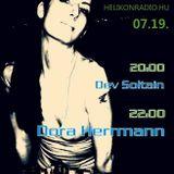 Dora Herrmann - Koktel @ Helikon Radio 2013.07.19