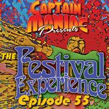Episode 55 CMS / The Festival Experience