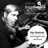 BALEARIA RADIO SHOW HOSTED BY ANDY WILSON - IIija Rudman Guest Mix