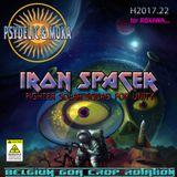PSYDELIC & MOKA H2017.22 IRON SPACER