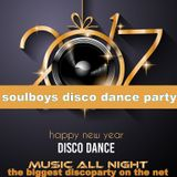 happy 2017 with the disco dance party/ no jingles or other effects only disco music!!