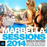 Ministry Of Sound - Marbella Sessions 2014 - DJ Colin Francis (Cd1)