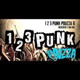 1-2-3 PUNK édition POUZZA Fest 8 avec Rej Laplanche et Chris Bro 2 Mai 2018