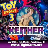 Keither live @ Toy Story 3 2016