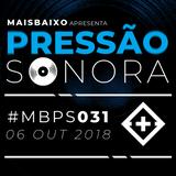 Pressão Sonora - 06-10-2018