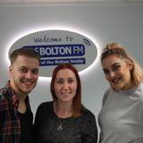 Scarlett Baxter live in session on Bolton FM 13.02.15