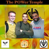 Malik, Jacob and Tom Lilly #ThePOWerTemple