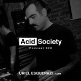 AcidPodcast 020- AcidSociety presents URIEL ESQUENAZI