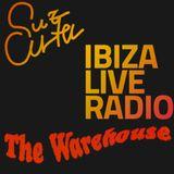 The warehouse show #5 on Ibiza Live Radio