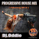 Progressive House Mix #79 (February 2016)