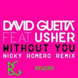 David Guetta feat.Usher - Without U (Benny vs Nicky Romero Rework)