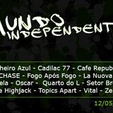 Programa Mundo Independente - Edição 12.05.15 - por Daniel Sander e Pablo Amaral