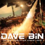 Techno Revolution August 2015 #Dave Bin Set
