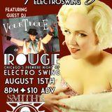 Speakeasy and Rouge's Electro Swing Summer Slam (08-15-2014)