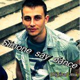 Iulian Badea- Simone say dance (Original mix_)