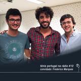 Ténis Portugal na Rádio #10 - convidado: Frederico Marques
