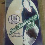 ClubUK 2nd Anniversary Ball Dec 1995 Mixed by LuvDup SideB