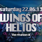 Dave Kane Live @ Club Montreal - Wings of Helios - the Reunion III