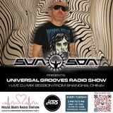 Sun Son AKA Coco Ariaz Presents - Universal Grooves Radio Show #025