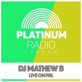 Dj Mathew B / Friday 24th June 17 @ 6pm Recorded Live On PRLlive.com