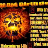 DJ LUD'ZY (Fam'House Project) - Bidi Djé Birthday