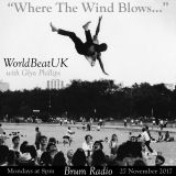 WorldBeatUK with Glyn Phillips - Where The Wind Blows (27/11/2017)