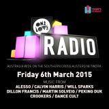 ONELOVE RADIO - 6 MARCH 2015