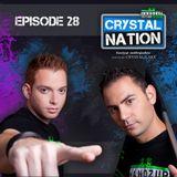 Crystal Nation 28 - Mixed By Crystal Lake