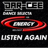 Dance Selecta: Dec 8 2016 (LIVE on Energy 106)
