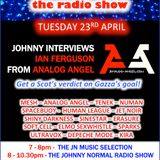 THE JOHNNY NORMAL RADIO SHOW 8, 23RD APRIL 2013
