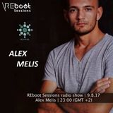 Fly Fm 88,1 Pres: 'REboot Sessions': Alex Melis In The Mix 9.05.17