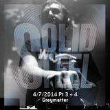 Solid Steel Radio Show 4/7/2014 Part 3 + 4 - Greymatter