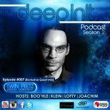 DeepInIt Podcast Episode #007 Exclusive Guest Mix - Twin Peetz [Berlin, Germany]