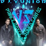 Romeo Santos Vs Prince Royce - Destroyer Discplay DjYunior Mas Nada