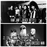 Ram Jam vs. ZZ-Top - Gimme All Your Black Betty's Loving Sharp Dressed Man (RockMix)