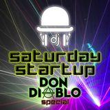 Saturday Startup - Don Diablo Special